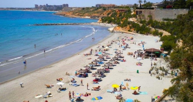 News Flash - Orihuela Costa rated No 1 beach area in Spain