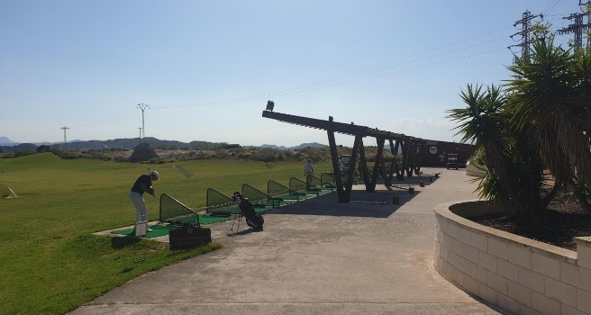 Ready to tee off again ? Golf Courses begin to re-open on the Costa Blanca