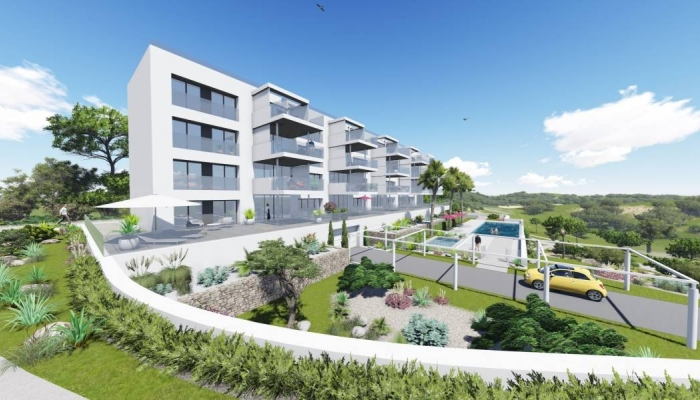 Apartment - Sale - New Build - Orihuela Costa - Las Colinas Golf