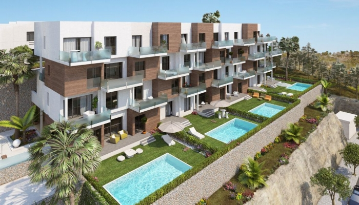Apartment - Sale - New Build - Orihuela Costa - Las Ramblas