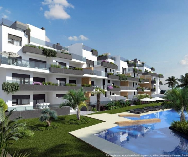 Apartment - Sale - New Build - Orihuela Costa - Villamartin