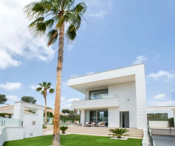Villa - Sale - New Build - Orihuela Costa - Orihuela Costa