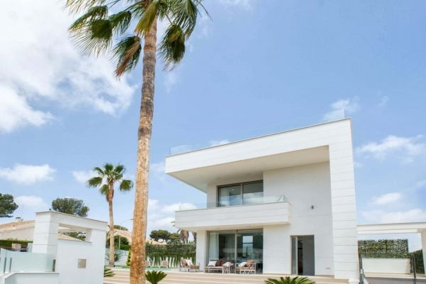 Villa - Sale - New Build - Orihuela Costa - Villamartin
