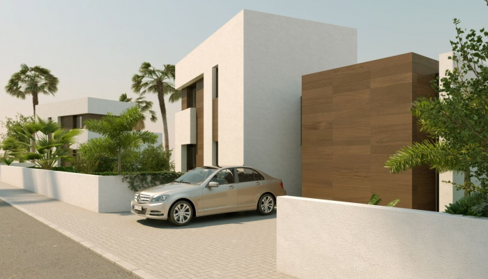 Villa - Sale - New Build - Algorfa - La Finca Golf