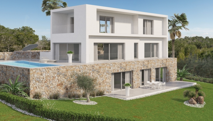 Villa - Sale - New Build - Orihuela Costa - Las Colinas Golf