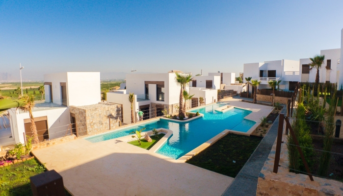 Apartment - Sale - New Build - Algorfa - La Finca Golf