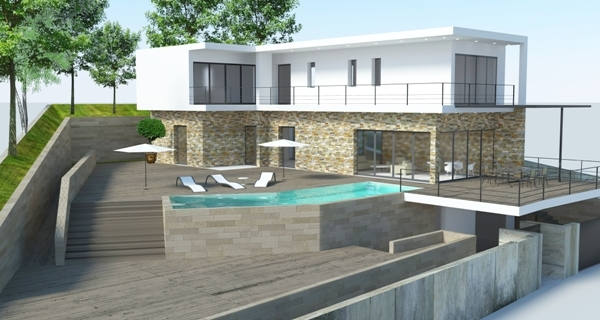 Villa - Sale - New Build - Orihuela Costa - Cabo Roig
