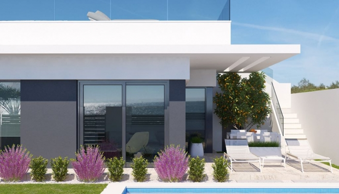 Bungalow - Sale - New Build - Vistabella - Vistabella Golf